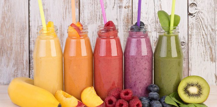Fruit and Vegetable Juice: How Food Affects Health