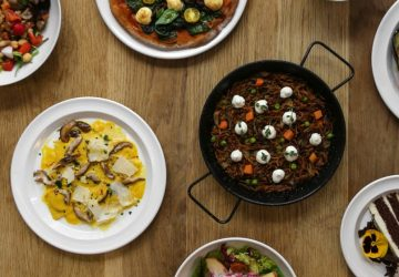 Where To Find The Best Vegetarian And Plant-Based Food In Barcelona