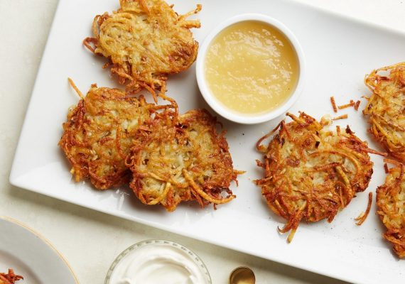 8 New Recipes You'll Love for Hanukkah